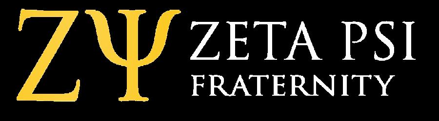 Zeta Psi Website Logo White